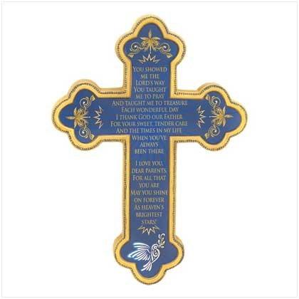 3942300: Parent Prayer Cross