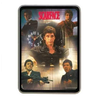 1216600: Scarface Wall Clock - Al Pacino