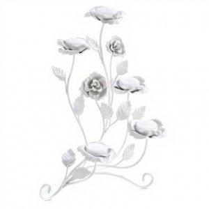 1266300: Romantic Rose Tealight Holder