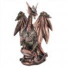 1304000: Dragon Warrior Statue