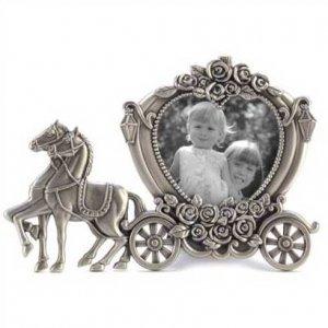 1276800: Magic Horse and Carriage Photo Frame