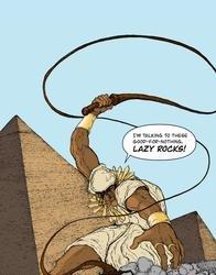 Pyramids Print