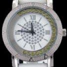 men diamond watch