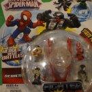 Ultimate Spider-Man Fighter Pods including Spider-Ham!