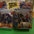"Ultimate Spider-Man & Venom Pair 3.75"" Carded"