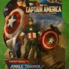 Captain America Jungle Trooper