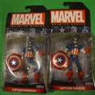 Marvel Infinite Series Captain America (2 Available)