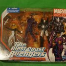 Marvel Universe West Coast Avengers Set