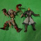 WarCraft Ghoul & Alliance Knight Set
