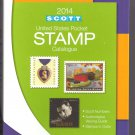 Scott 2014 US Stamp Pocket Catalogue