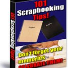 Scrapbooking Tips