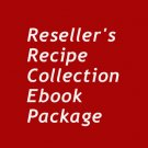 Recipe Ebook Package
