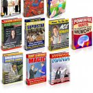 10 Private Label Ebooks Package