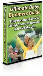 Baby Boomers Guide Aging Fitness Finances Ebook