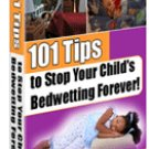 Stop Your Child's Bedwetting