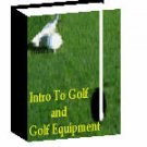 Learn Golf Beginners Ebook Guide