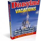 Disney Family Vacation Ebook Guide
