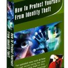 Preventing Identity Theft Ebook Guide