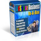 AdSense Business In-A-Box Turnkey Web Sites