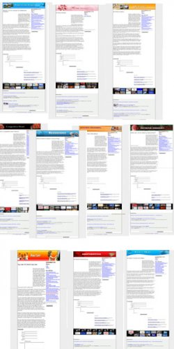 Adsense Niche php Websites Collection With Bonuses