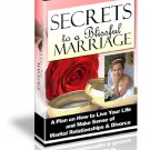 Marriage Secrets Ebook