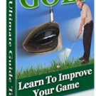 Ultimate Guide To Golf