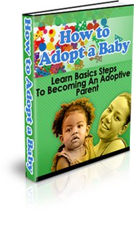 Adoption Basics Guide Adopt Baby Child Ebook