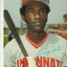 George Foster 1980 Big Topps