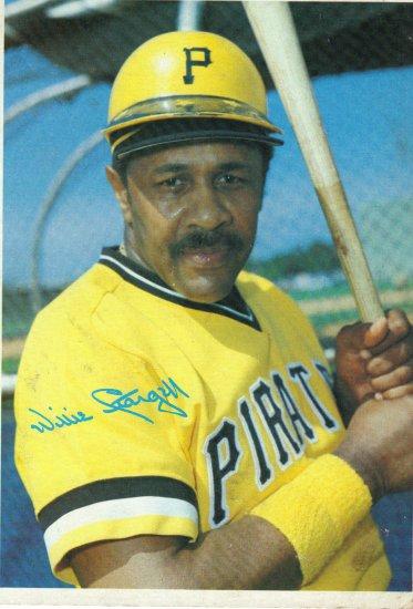 Willie Stargell 1980 Big Topps