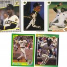 5 Barry Bonds Pirates