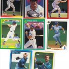 (8) George Brett KC Royals Cards