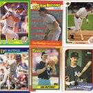 (10) Don Mattingly Cards YANKEES