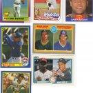 (10) Rookies - Robin Ventura,Gary Sheffield,Tino Martinez +