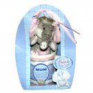 Grey Elephant Soft Toy and Mug Gift Set for Mother