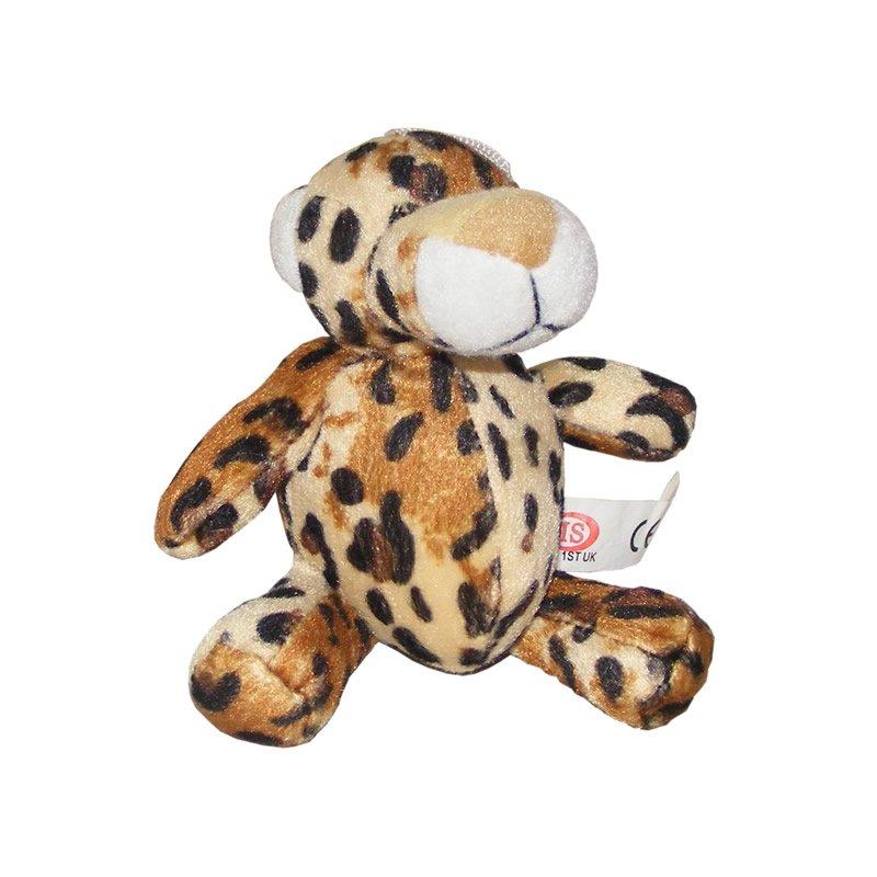 Cute Plush Leopard Soft Toy
