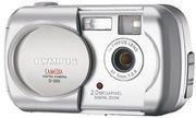 Olympus D-390 2.0 Mega Pixels Digital Camera