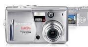 Olympus C60 6.1 Megapixel Digital Camera with 12x Zoom