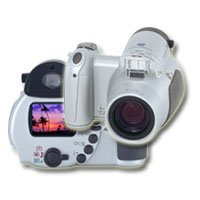 Kinoca Minolta with 3 Megapixel Digital Camera with 8x Optical Zoom with 1.5 inch TFT Color LCD