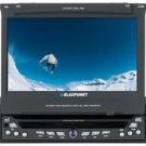 Blaupunkt Chicago IVDM-7002 7 In-Dash monitor with AM-FM-CD-DVD