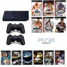 PS2 Mega Sports Bundle 12 Games and more.
