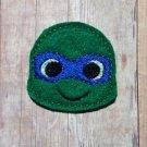 Leonardo Feltie Turtle with Blue Mask