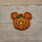 Pumpkin Mouse Feltie