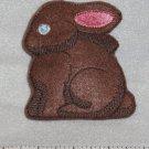 Brown Bunny Easter Gift / Treat Bag