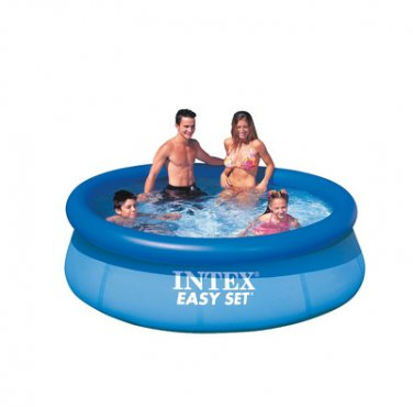 "INTEX 8' x 30"" Easy Set Inflatable Swimming Pool | 28110E"