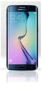 Samsung Galaxy S6 Edge G925F Unlocked Cellphone, 32GB, Black