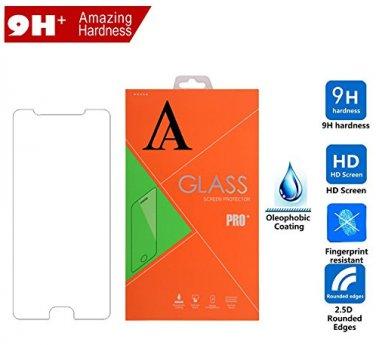 Samsung Galaxy Note 5 Tempered Glass Screen Protector, Ballistics Glass Anti-Scratch