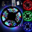 5M 12V Waterproof 300 LED RGB Strip Light 3528 SMD String Ribbon Tape