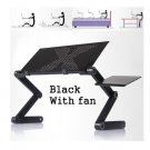 Adjustable Foldable Stand Portable Laptop Notebook Desk Table