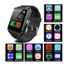 Hot U8 Smartwatch Bluetooth Outdoor Sports Wrist Watch Handsfree for Andriod IOS