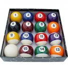 "Set of 16 Miniature Small Mini Pool Balls Billiard 1""   AT"